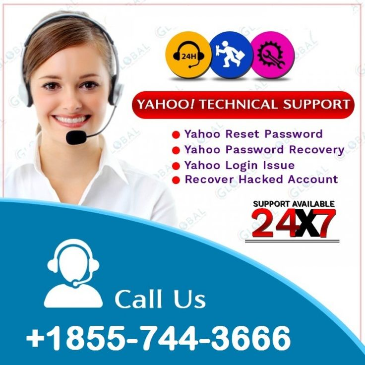 Yahoo mail Support Number 18557443666 Croozi in 2020