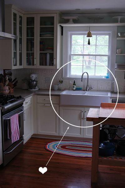 Would it be strange to buy a house because of the kitchen sink?