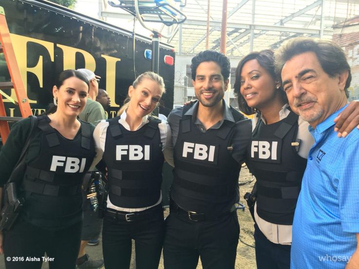 AJ Cook / Paget Brewster / Adam Rodriguez / Joe Mantegna