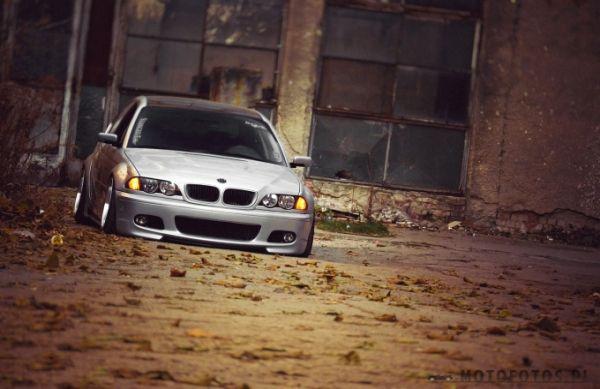 BMW Idealny tuning