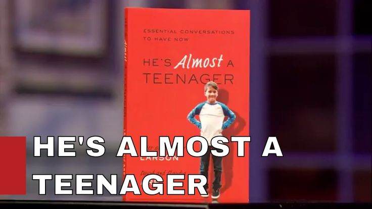 "Author Heather Larson 100 Huntley Street to talk about her new book, ""He's Almost a Teenager.""  In her book, she raises 8 topics that you can discuss with your son to prepare him for the changes of growing up..."