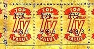 Top Value Stamps - got these from Community Cash, was always so excited to trade them in for useful merchandise