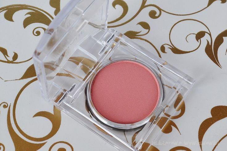 lakierowe wywiadówki: Sensique Velvet Touch - wiosenne cienie do powiek [prezentacja kolorów :: dużo zdjęć! ]
