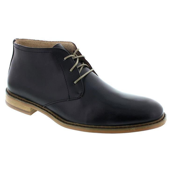 Chukka Boots Deer Stags Sttlsmth Black Black 15, Men's, Size: 16