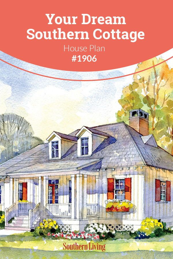 Why We Love Southern Living House Plan 1906 House Plans Southern Living House Plans Southern Cottage
