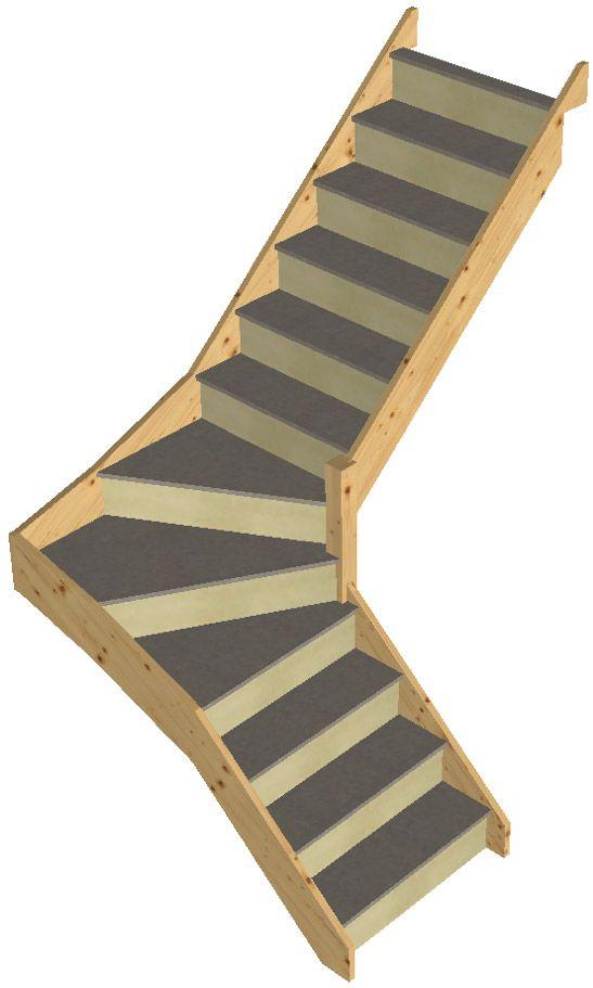 Les 227 meilleures images du tableau escalier sur for Tableau pour cage escalier