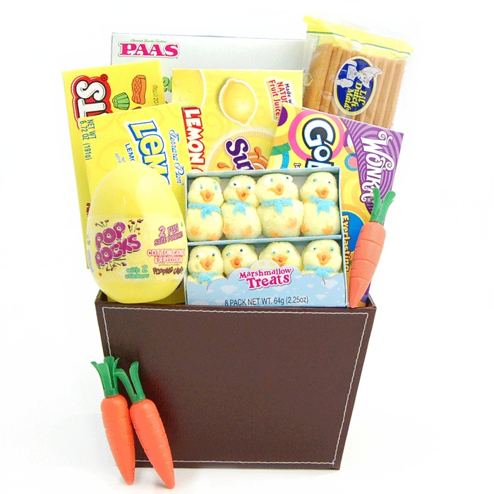28 best easter gift baskets images on pinterest easter gift hipity hop easter gift basket 4295 negle Images