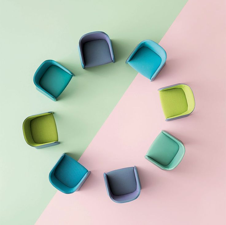 FLYING COLOURS: Say goodbye to sombre monotones – bright bursts of colour are all the rage. Multicoloured products, many in earth tones or pastel shades, revitalise the latest colour schemes and make minimalistic modernist pieces more accessible