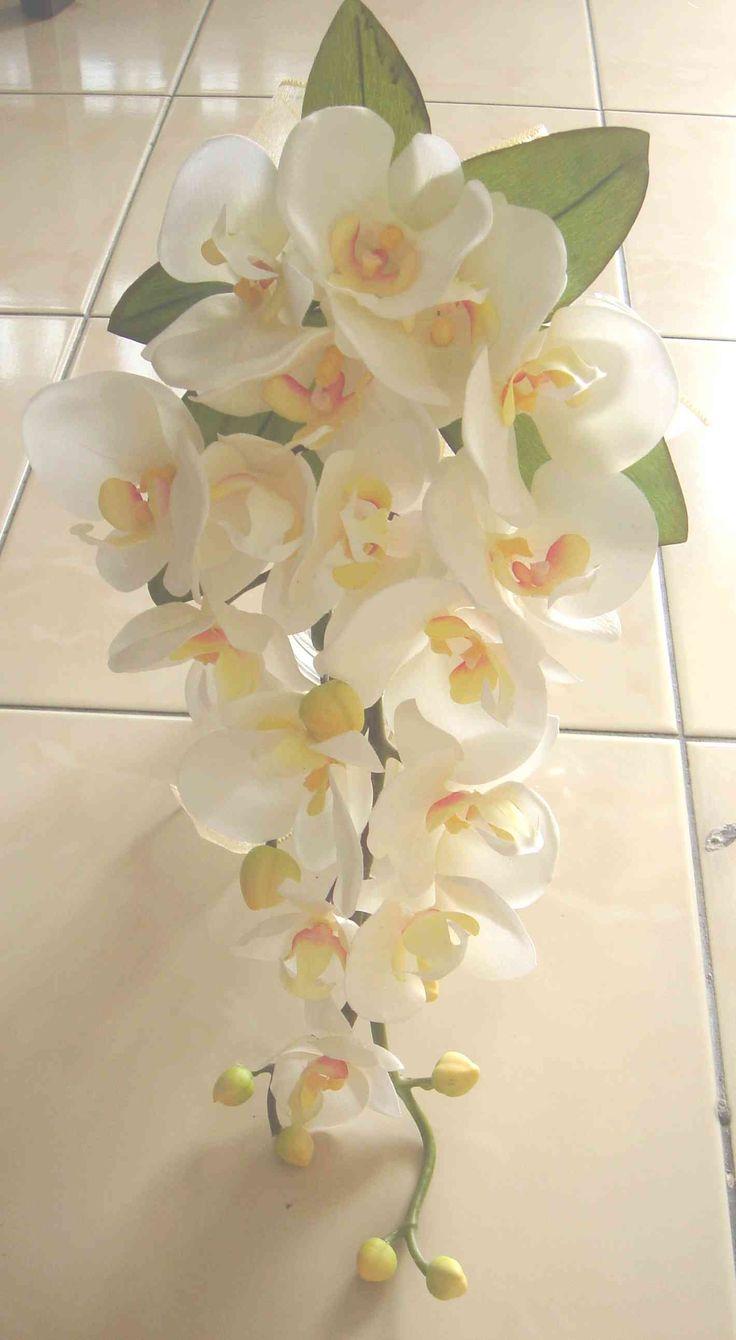 Wedding Flower Arrangements Orchid : Best ideas about orchid bridal bouquets on