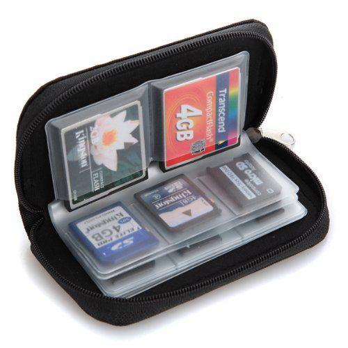 Case Pouch Housse étui pour 22 cartes mémoire micro SD XD: Cet article Case Pouch Housse étui pour 22 cartes mémoire micro SD XD est apparu…