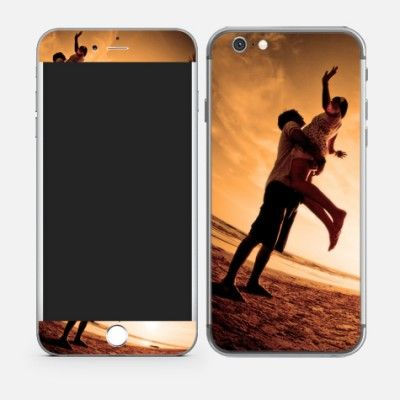 COUPLE iPhone 6 Skins Online In india #mobileSkins #PhoneSkins #MobileCovers #MobileCases http://skin4gadgets.com/device-skins/phone-skins