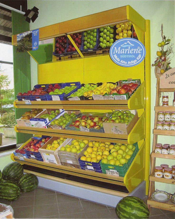 71 migliori immagini arredo frutta e verdura su pinterest for Piani di cabina di base di base