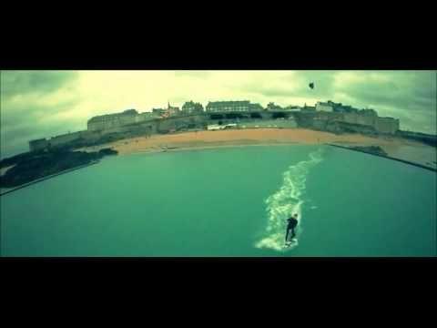 カイトサーフィン・カイトボードのプロテクニック - YouTube