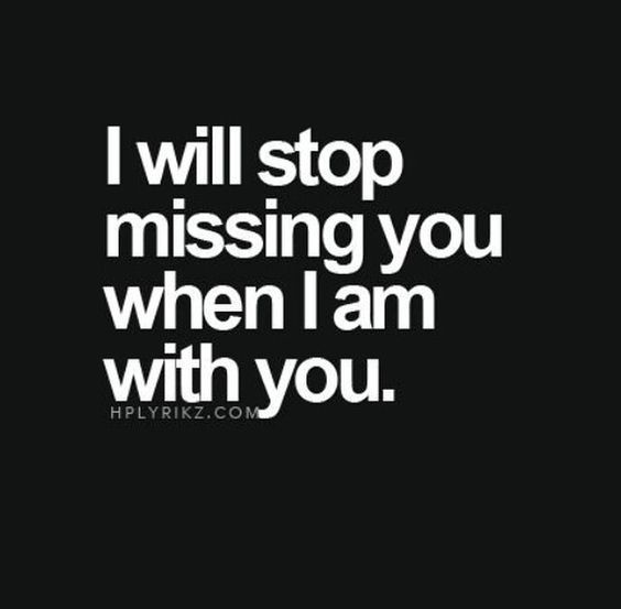 Missing Your Love Quotes: The 25+ Best Miss You Ideas On Pinterest