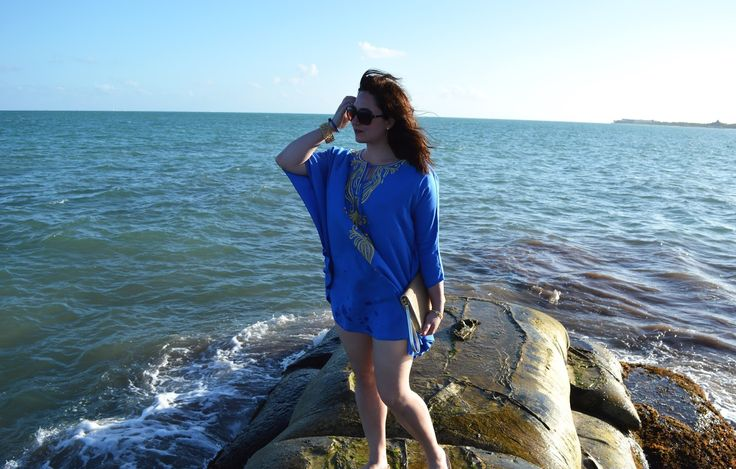 Celebrating This Life: Caftan By The Sea