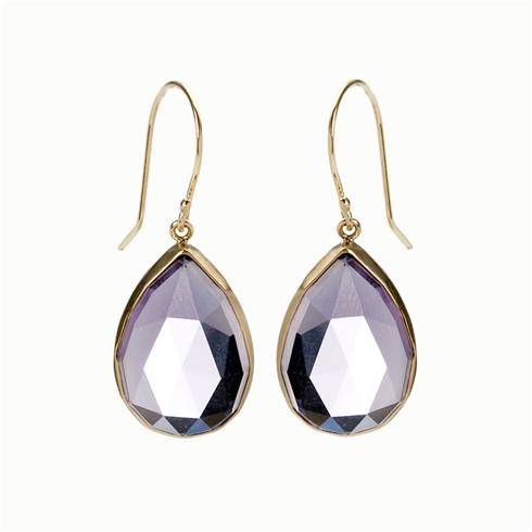 Simply amazing rose-cut Amethyst earring by Jamie Joseph.: Gems, Style, Jewelry Inspiration, Teardrop Earrings, Rose Cut Amethysts, Amethysts Earrings, Greenwich Jewels, Products, Pretty
