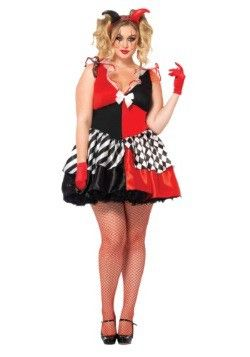 womenu0027s plus size court jester costume halloween