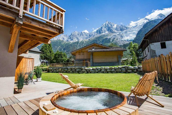 Location Chamonix Airbnb, Location Luxueux appartement à ...