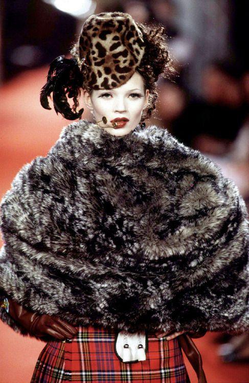 Kate Moss - Vivienne Westwood