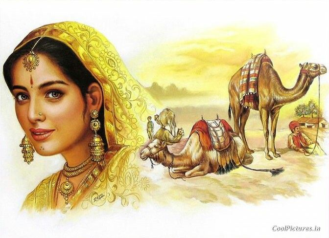 Hindu Art   Indian Painting Art