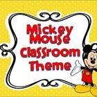 Mickey Mouse Classroom Theme