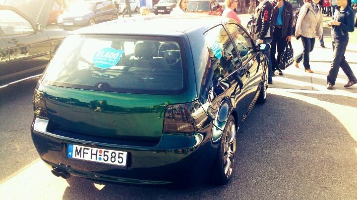 VW meeting @hungaroring 2012