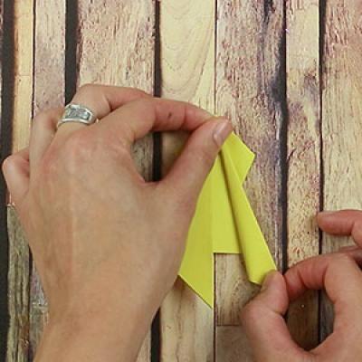 Origami de la grenouille sauteuse | Origami, Tete a modeler, Grenouille