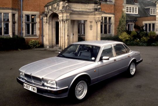Jaguar XJ40 series Sovereign 4.0, 1993