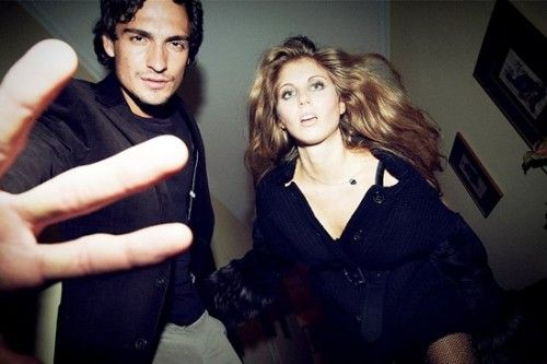 Cathy Hummels: Mats Hummels & Cathy Fischer For GQ Germany