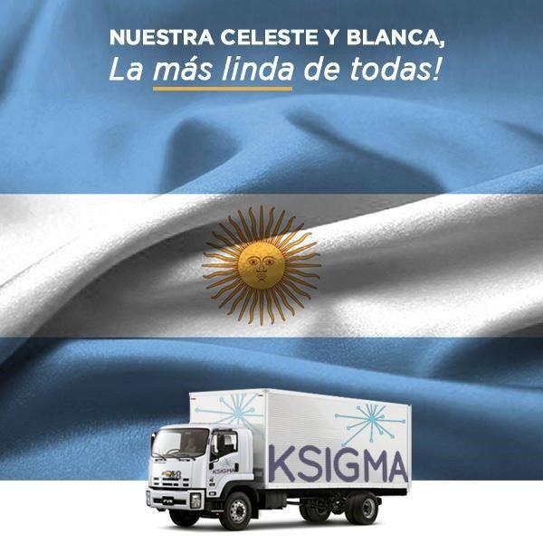 Noticias de Logística en Argentina y Latinoamérica    FELIZ DÍA DE LA BANDERA !!