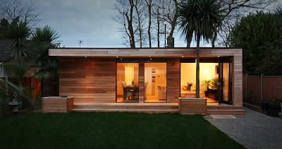 Cabana Compacta Moderna