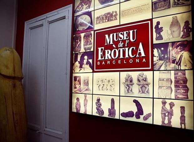 Барселона. Музей эротики
