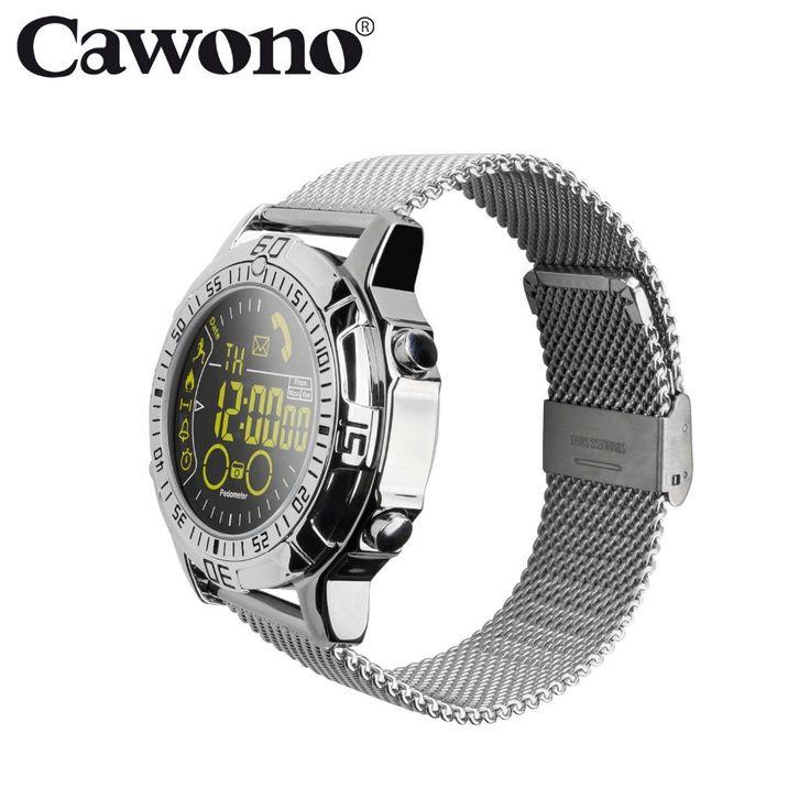 Cawono CN4 Bluetooth Pedometer Fitness Tracker Smart Watch