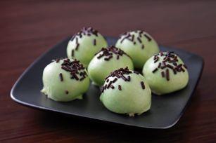 Bolitas de galletas OREO de menta refrescante Receta - Comida Kraft