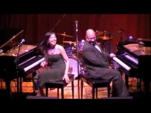 "Stephanie Trick & Jörg Hegemann --- ""Shout for Joy"""