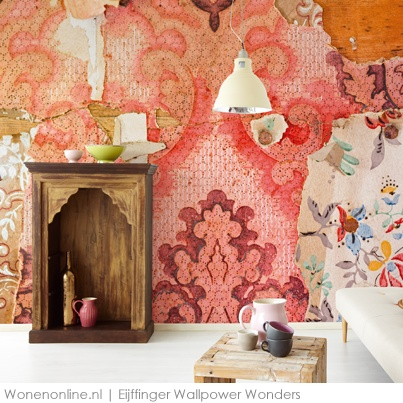 Eijffinger Wallpower Wonders behangcollectie
