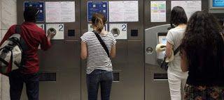ΚΟΝΤΑ ΣΑΣ: Αλλαγές στα ΜΜΜ: Ηλεκτρονικό εισιτήριο και μπάρες ...