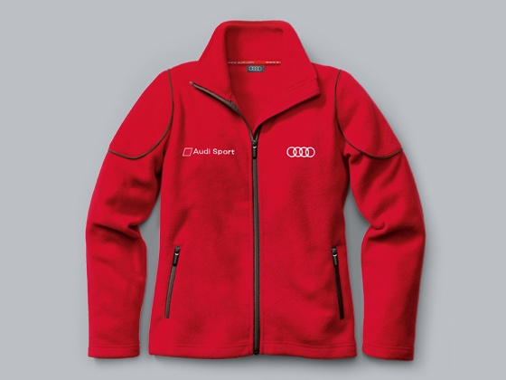 Women S Audi Sport Fleece Jacket Audi Collection Pinterest Women S Audi And Fleece Jackets