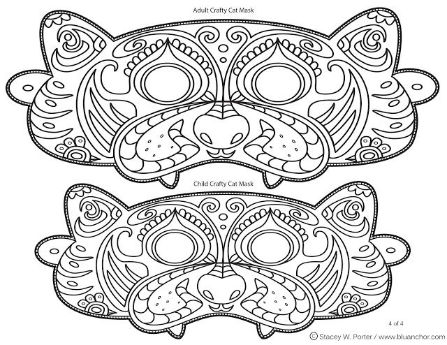 97 Best MAKE   Leather Mask Making Images On Pinterest Leather   Mask  Templates For Adults  Mask Templates For Adults