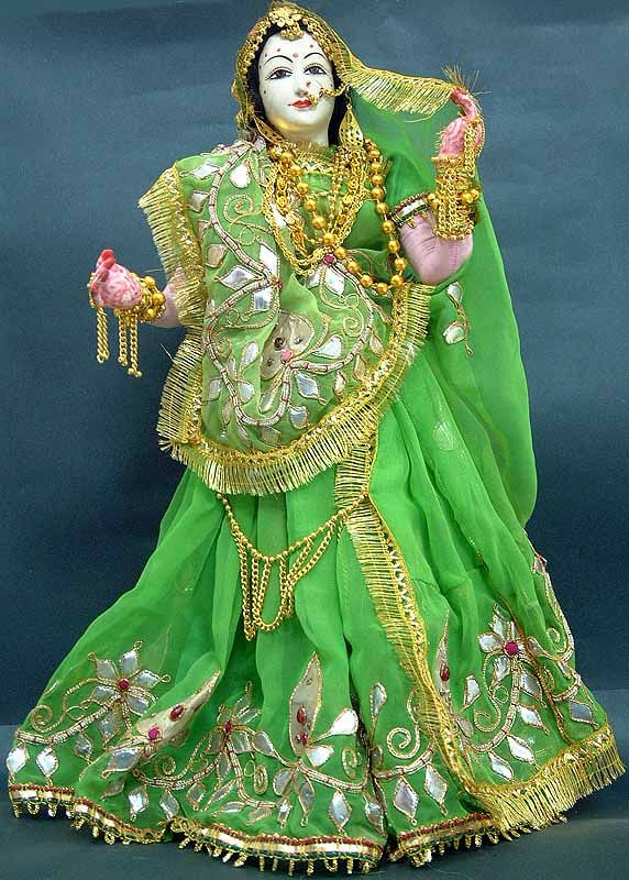 Doll of India -rajasthan doll