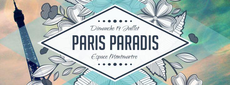 JEU CONCOURS // PARIS PARADIS W/ Moon, Maxye, Deep Bubble, Duc De Mourgues, Meda, 89 Proposal, Markus