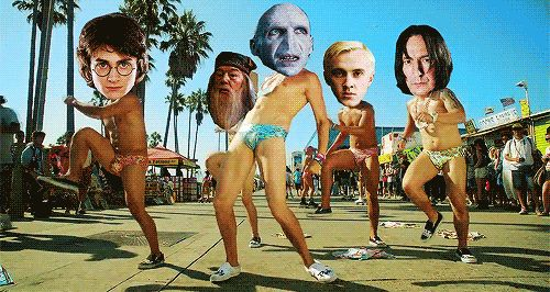 Lord Look At That Body Thrust | 22 Lord Voldemort Dance Moves You Need In Your Life