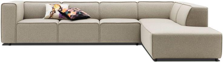 Big Chunky Corner Sofas Bonded Leather Sofa Repair Kit 56 Best Modular Lounge Suite Images On Pinterest ...