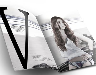 "Check out new work on my @Behance portfolio: ""Stilo & Moda - Magazine"" http://on.be.net/1SEWHto"