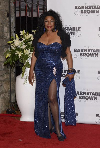 Mary Wilson Singer | Mary Wilson Recording artist Mary Wilson attends the Barnstable Brown ...
