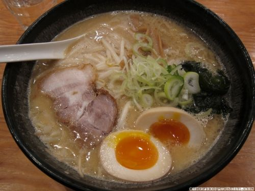 Where to eat in Tokyo - Hokkaido Ramen