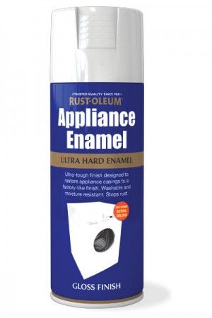 Appliance Enamel!!!  Spray paint appliances I want to do this for my dishwasher