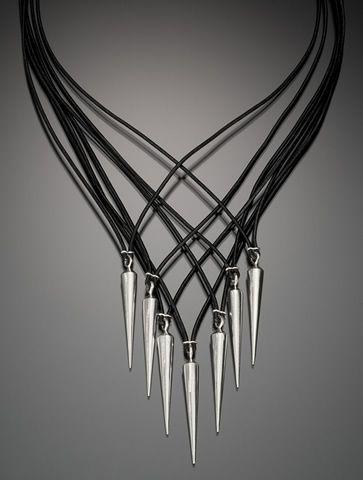Donna Veverka Jewelry | Spike necklace