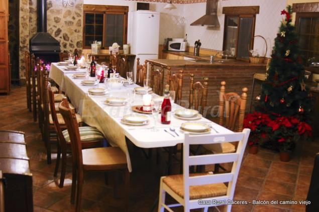 Fotos de Balcón del Camino Viejo - Casa rural en Valencia de Alcántara (Cáceres) http://www.escapadarural.com/casa-rural/caceres/balcon-del-camino-viejo/fotos#p=542713bf271a7