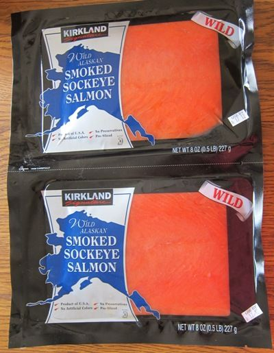 Costco is the only place where I buy smoked salmon. Costco smoked salmon is a very good quality wild salmon, and it costs half of what other places charge for smoked salmon!  The smoked salmon from …